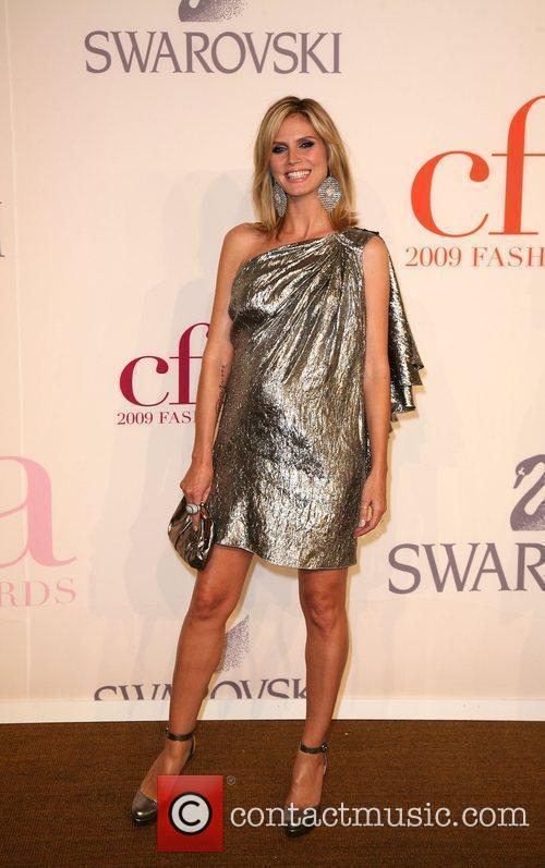 Heidi Klum and Cfda Fashion Awards 7