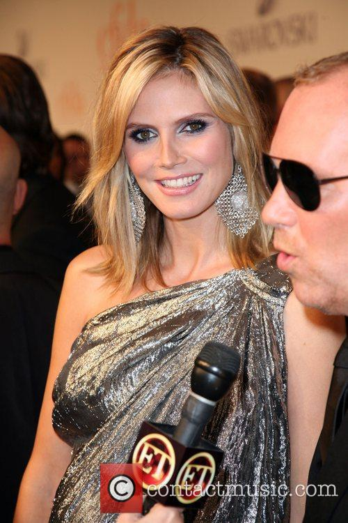 Heidi Klum and Cfda Fashion Awards 1