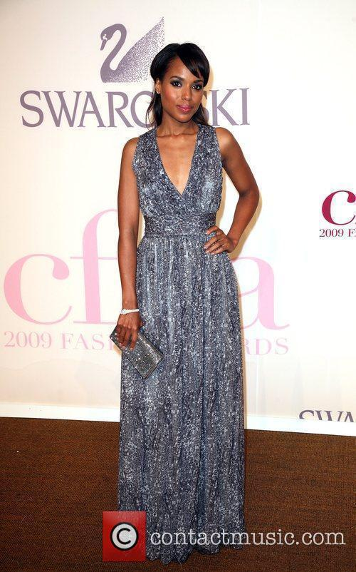 Kerry Washington and Cfda Fashion Awards 6