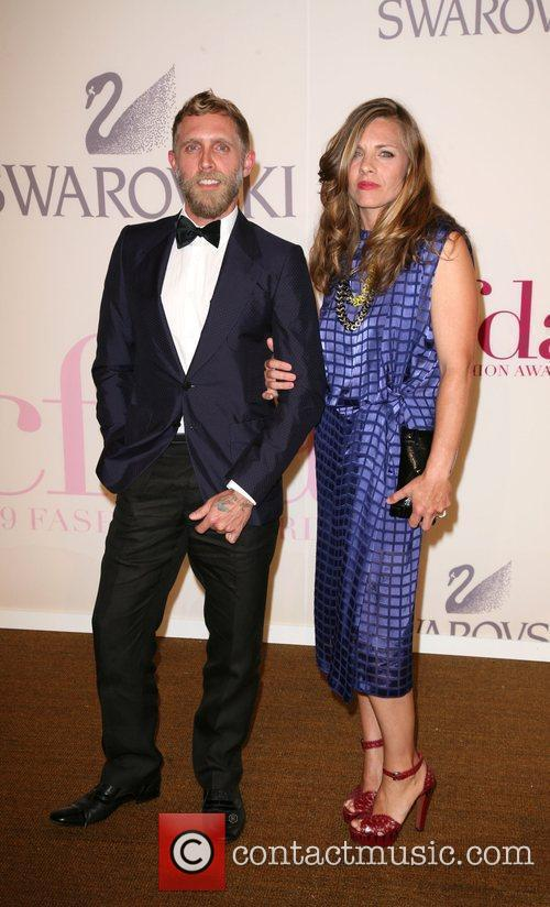Philip Crangi and Cfda Fashion Awards 5