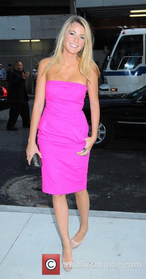 Blake Lively and Cfda Fashion Awards 10
