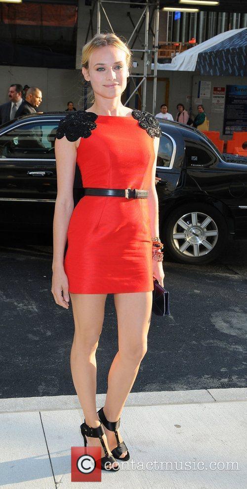Diane Kruger and Cfda Fashion Awards 4