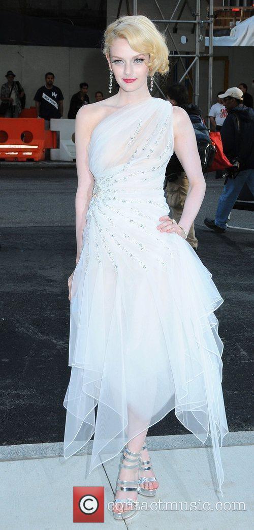 2009 CFDA Fashion Awards at Alice Tully Hall,...