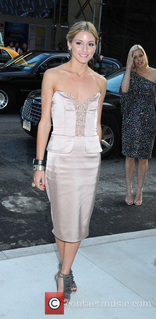 Olivia Palermo and Cfda Fashion Awards 2