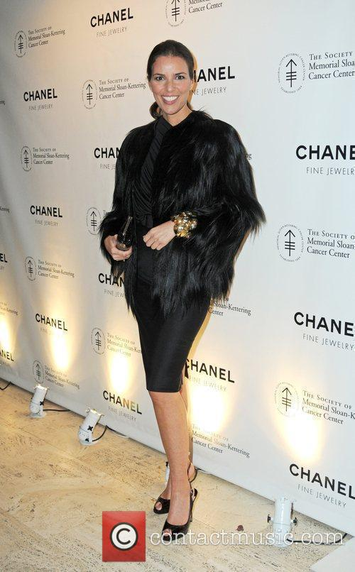 Ann Caruso Chanel Fall Gala held at the...