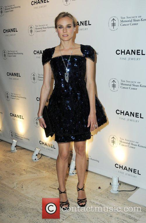Diane Kruger Chanel Fall Gala held at the...