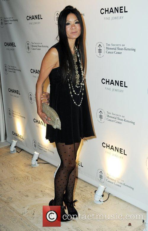 Helen Lee Schifter Chanel Fall Gala held at...