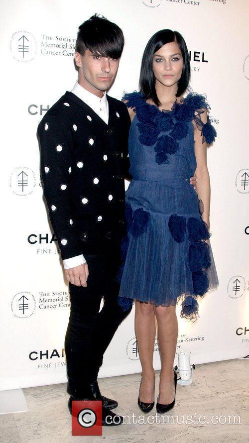Geordon Nicol and Leigh Lezark Chanel Sponsors Memorial...