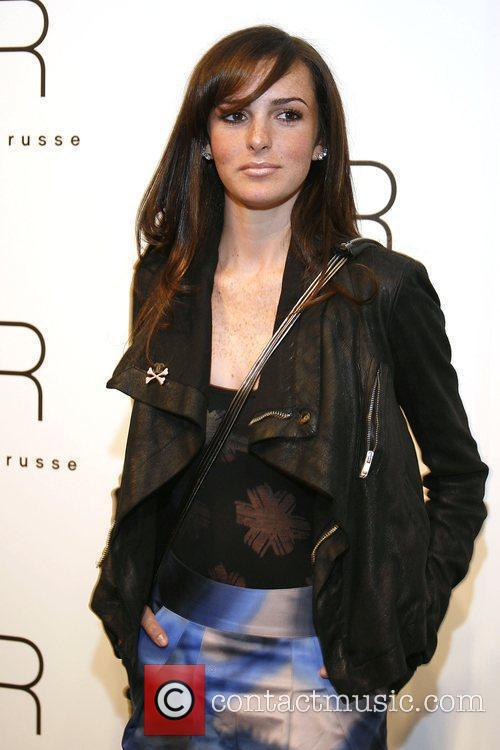 Ali Lohan Charlotte Russe Fall 2009 Launch -...