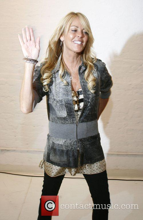 Dina Lohan Charlotte Russe Fall 2009 Launch -...