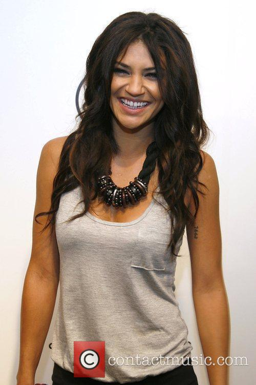 Jessica Szohr Charlotte Russe Fall 2009 Launch -...