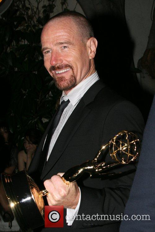 Bryan Cranston at the Chateau Marmont after the...