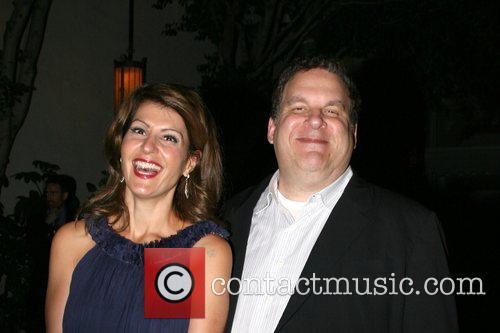 Nia Vardalos and Jeff Garlin 1