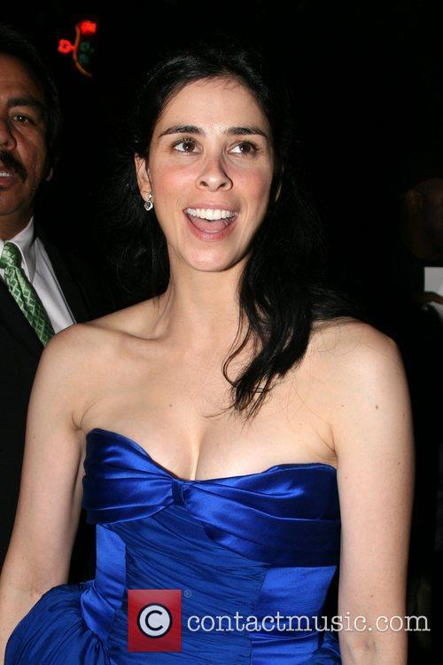Sarah Silverman at the Chateau Marmont after the...