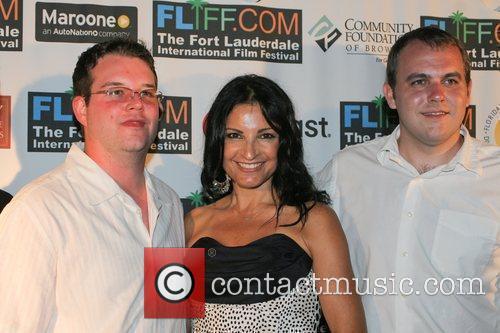John W. Bosher, Kathrine Narducci and Brian Caunter...