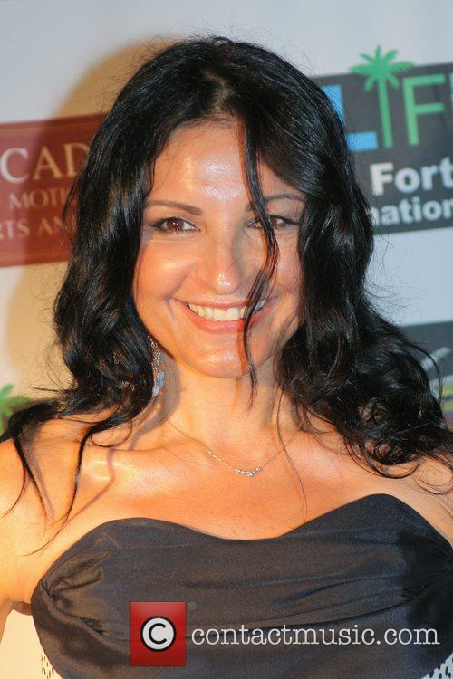 Kathrine Narducci and Chicago 4