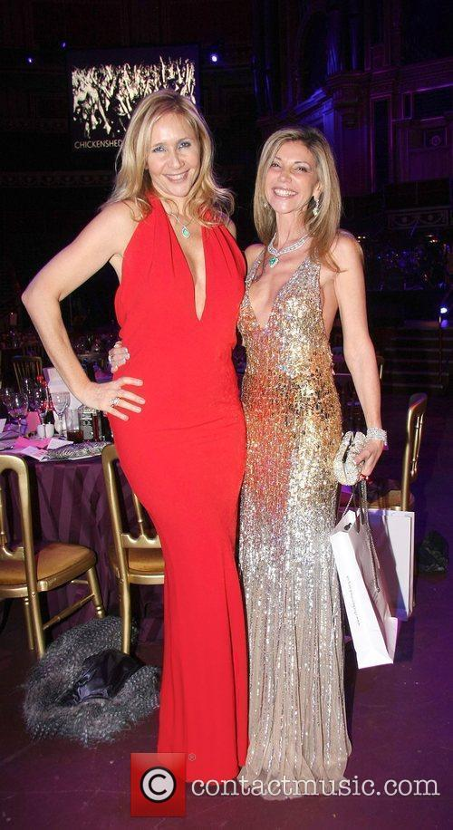 Tania Bryer and Guest Chickenshed Fundraising Gala held...