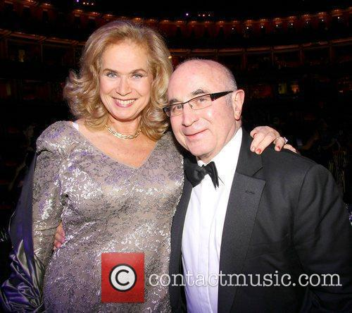 Valerie Leon and Bob Hoskins Chickenshed Fundraising Gala...