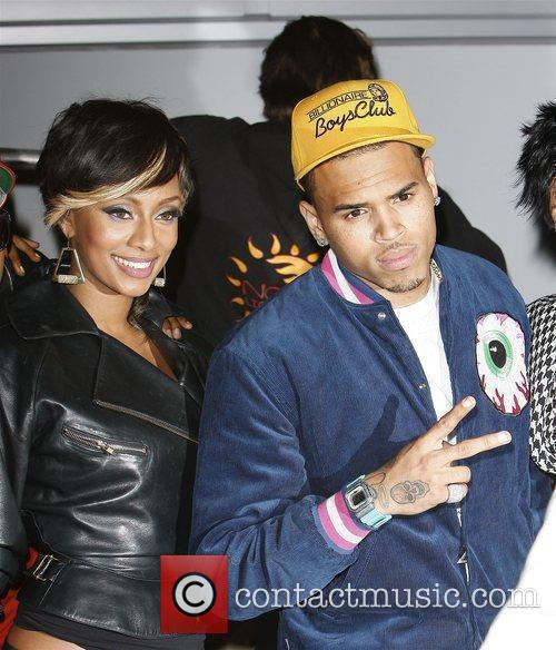 Keri Hilson and Chris Brown 6