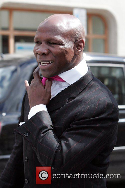 Chris Eubank 6