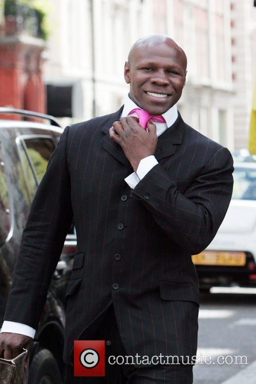 Chris Eubank 7