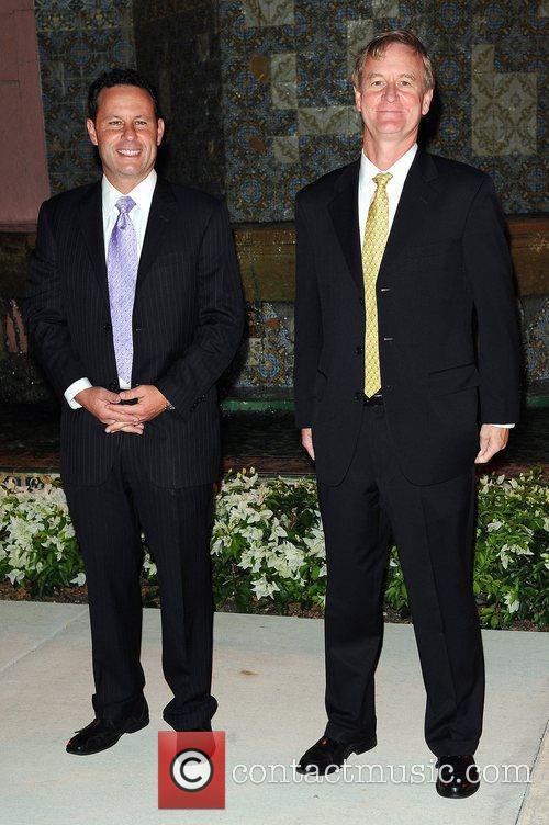 Brian Kilmeade and Steve Doocy Chris Evert Pro-Celebrity...