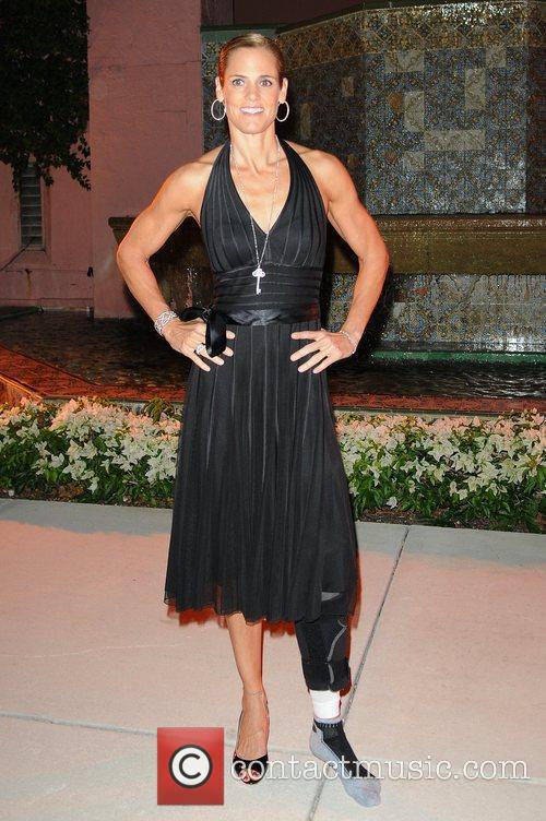 Dara Torres  Chris Evert Pro-Celebrity Tennis Classic...