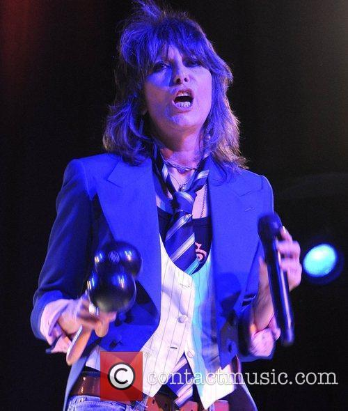 Chrissie Hynde and Pretenders 8