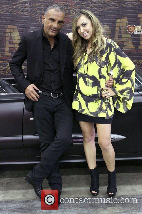 Christian Audigier and Host Diana Madison 4