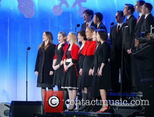 Choir The National Park Service and Tree Lighting...