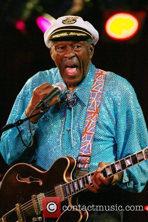 B.B. King's presents Chuck berry in concert