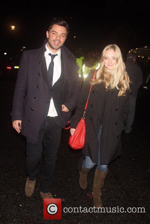 Dominic Cooper and Amanda Seyfried 3