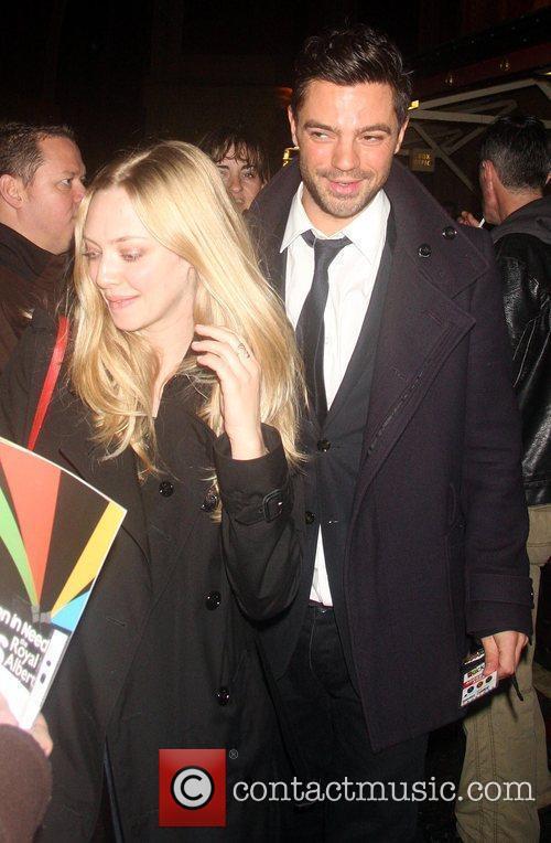 Dominic Cooper, Amanda Seyfried
