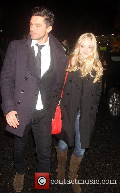 Dominic Cooper and Amanda Seyfried 1