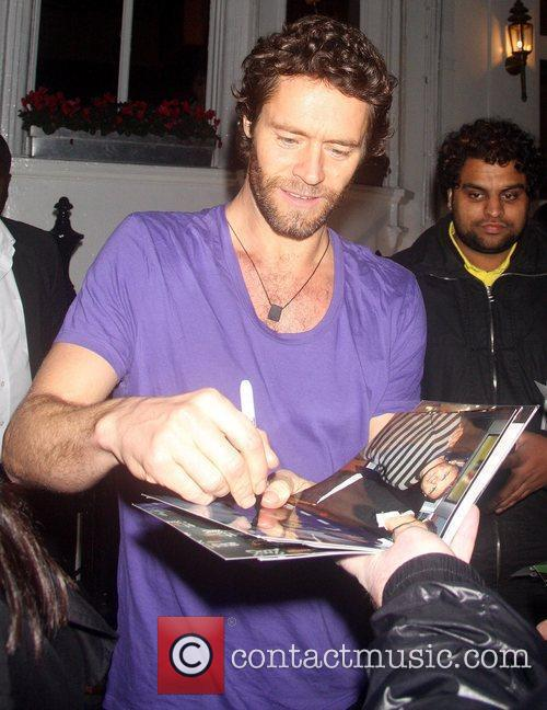 Howard Donald of Take That Children In Need...