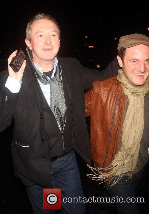 Louis Walsh and Boyzone's Mikey Graham Children In...