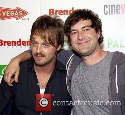 Joshua Leonard, Mark Duplass CineVegas 2009 Film Festival...