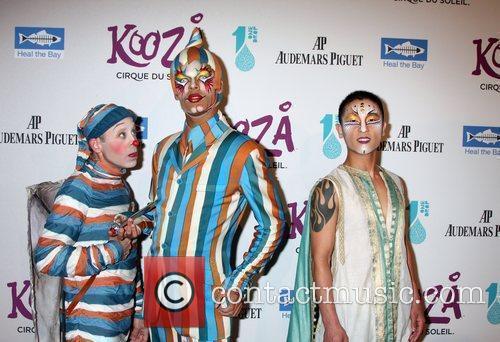 Kooza Performers 8
