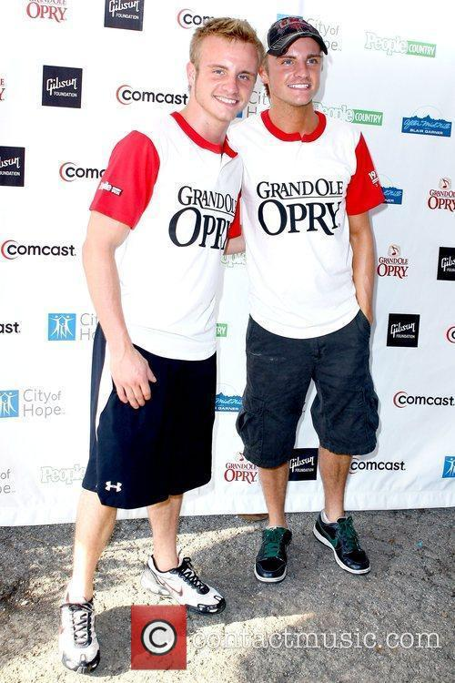 Carter Twins The 19th Annual City of Hope...