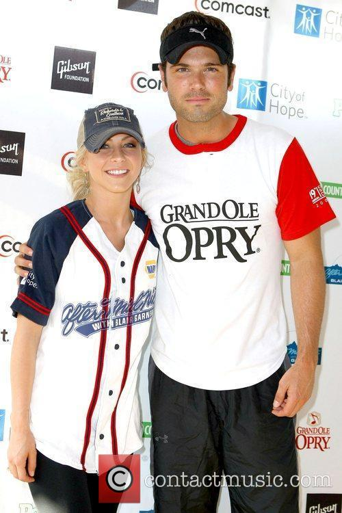 Julianne Hough and Chuck Wicks The 19th Annual...