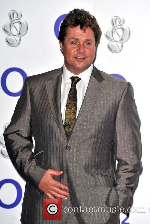 Michael Ball O2 Silver Clef Awards Luncheon 2009...