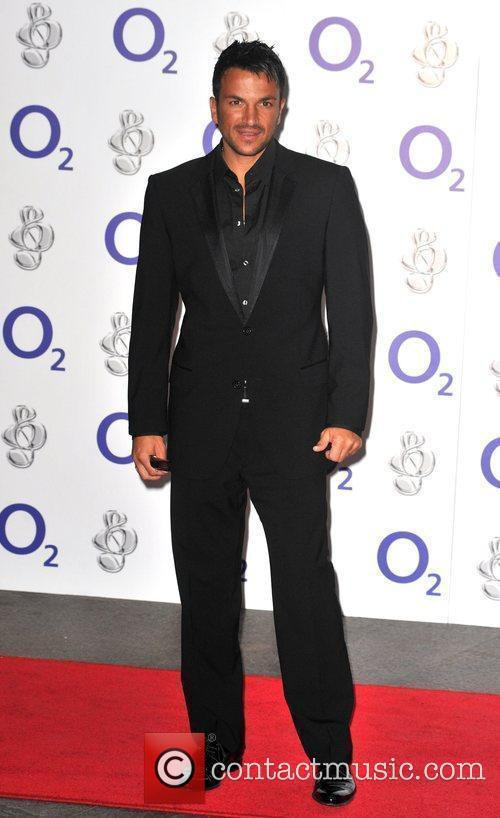 Peter Andre O2 Silver Clef Awards 2009 held...