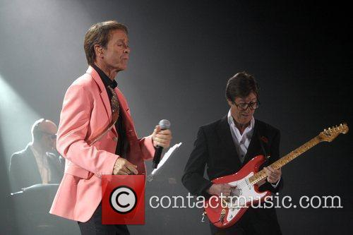 Hank Marvin Sir Cliff Richard and the Shadows...