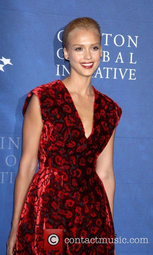 Jessica Alba  The Fifth Annual Meeting of...