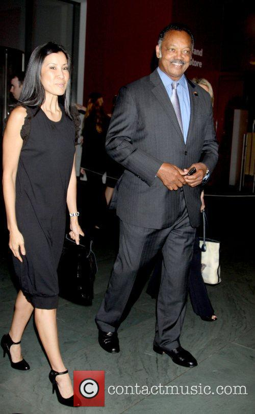 Lisa Ling and Jesse Jackson The Fifth Annual...