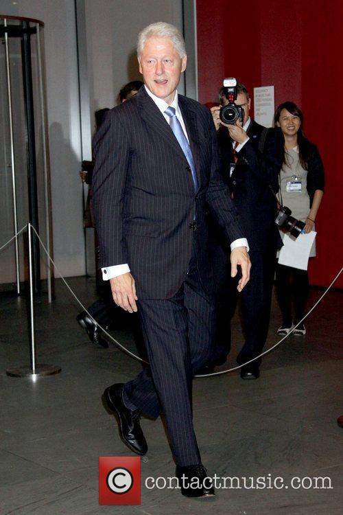 President Bill Clinton Clinton Global Initiative (CGI) -...