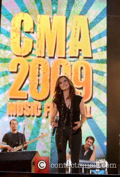 Martina McBride The 2009 CMA Music Festival, The...