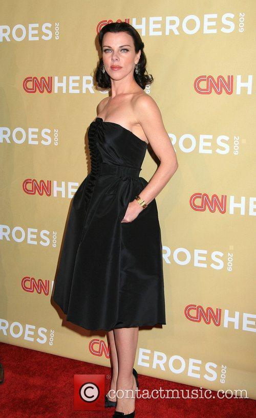 Debi Mazar CNN Heroes: An All-Star Tribute held...