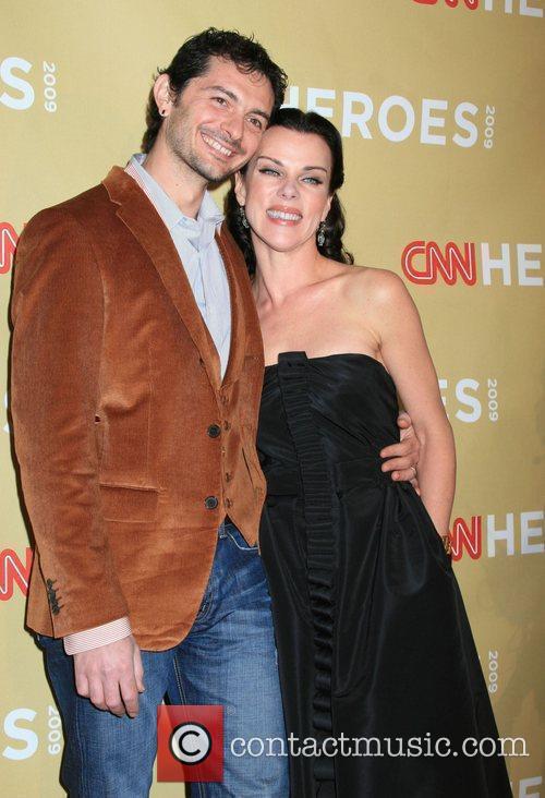 Debi Mazar and guest CNN Heroes: An All-Star...