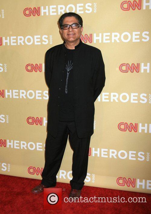Deepak Chopra CNN Heroes: An All-Star Tribute held...